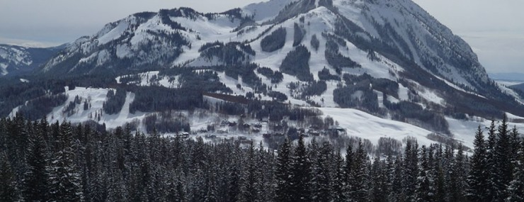 Mt Crested Butte image