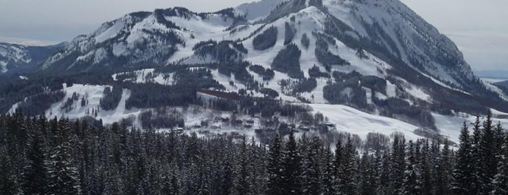 Mt Crested Butte image
