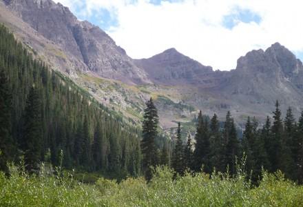 Quartz Creek Valley